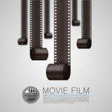 Film Strip background Stock Image