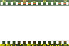 Film Strip. Edge background Royalty Free Stock Image