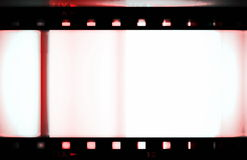 Film strip frame background Royalty Free Stock Photos
