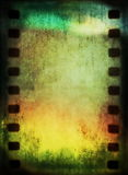Film strip frame background Royalty Free Stock Image