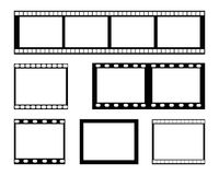 Film strip frame Stock Photography