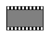 Film Strip Negative Royalty Free Stock Images