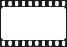Film strip seamless pattern Stock Photo