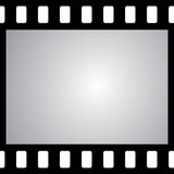 Film strip with space for your text or image. Seamless Royalty Free Stock Photography