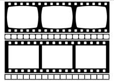 Film strip ( Vector ) Royalty Free Stock Photography