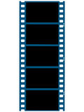 Film strip. Vector illustration of film strip Royalty Free Stock Image