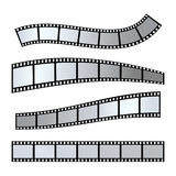 Film strip vector Royalty Free Stock Photos