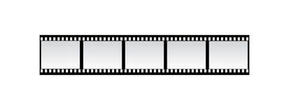 Film stripe Royalty Free Stock Photos