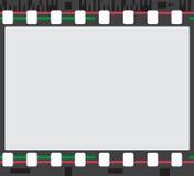 Film stripe frame Royalty Free Stock Photo