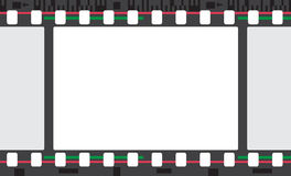 Film stripe frame Royalty Free Stock Images