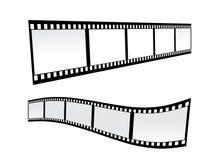 Film stripes Stock Photos
