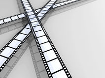 Film Strips Stock Image