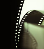 Film strips Stock Images