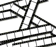 Film Strips. Background Stock Images