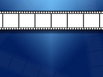 Film strips background. Background / wallpaper with film strips Royalty Free Stock Photo
