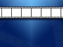 Film Strips Background Royalty Free Stock Photo