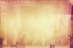Film strips background Stock Photography