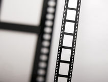 Film Strips bokeh Royalty Free Stock Photo