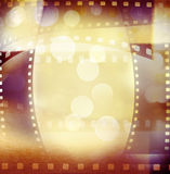 Film strips Stock Photography