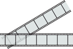 Film tape Royalty Free Stock Photography