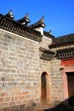 Film und Fernsehstadt Hengdian, Jinhua, Zhejiang, China Lizenzfreie Stockfotografie