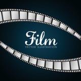 Film- und Kinoikonen Stockbilder