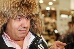 Film und thetre Schauspieler Stanislav Sadalsky Stockbilder