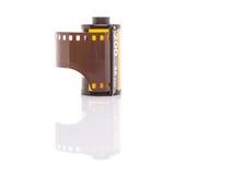 film VII d'appareil photo de 35mm Photos stock