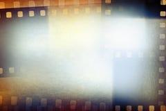 Filma remsabakgrund Royaltyfria Foton