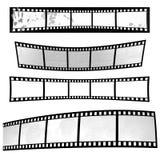 Filmauslegungelement Stockbild