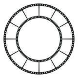 Filmband Royalty-vrije Stock Afbeeldingen
