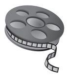 Filmbandspule Stockfotografie