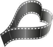 Filmbandspule lizenzfreie abbildung