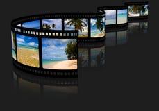 filmbilder Royaltyfri Bild