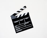 Filmclapperbräde - Ciak Arkivfoto