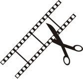 Filme ilustração do vetor