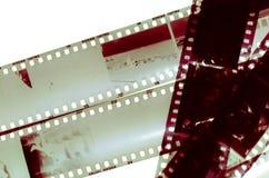 Filme Analogic da fotografia 35mm fotografia de stock