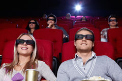 Filme da vista Imagens de Stock