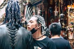 Filme de ação chinês imagens de stock royalty free