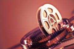 filme do filme de 8mm Fotos de Stock Royalty Free