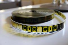 Filme la tira Imagen de archivo libre de regalías
