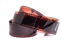 Filme 35mm Imagem de Stock