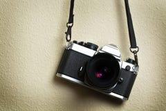 Filme 35mm da fotografia de Cameral do vintage Foto de Stock