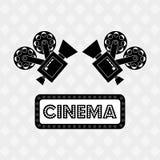 Filmed entertainment design Royalty Free Stock Photos