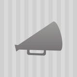 Filmed entertainment icon design Royalty Free Stock Photos
