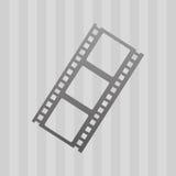 Filmed entertainment icon design Stock Photos