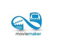 Filmemacher-Ikone Stockfotografie