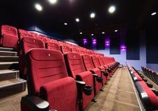 filmen placerar teatern royaltyfria foton