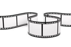 Filmen Sie Streifen Stockfotografie