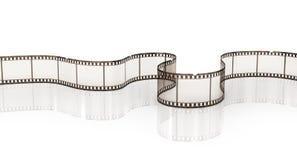 Filmen Sie Streifen lizenzfreie abbildung